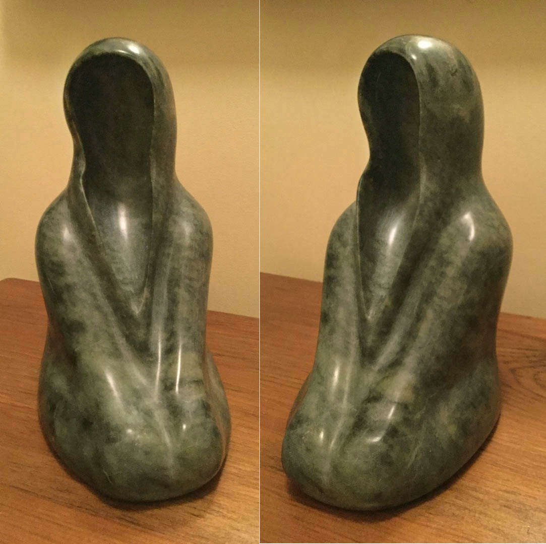"""Teacher"" Soapstone"